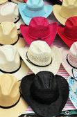 Cowboys hats — Stock Photo