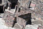 Pyramids of Teotihuacan — Stock Photo