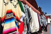 Puebla city artist market — Stock Photo