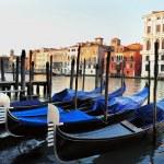 paisaje de Venecia Italia paisaje urbano — Foto de Stock   #11205954