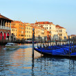 paesaggio paesaggio urbano di Venezia Italia — Foto Stock #11206098
