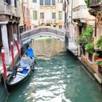 paisaje de Venecia Italia paisaje urbano — Foto de Stock   #11206110