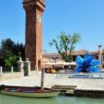 paesaggio paesaggio urbano di Venezia Italia — Foto Stock
