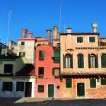 Wenecja Włochy gród krajobraz — Zdjęcie stockowe #11206148