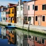 paesaggio paesaggio urbano di Venezia Italia — Foto Stock #11206183
