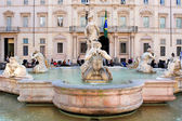 Piazza Navona Rome — Stock Photo