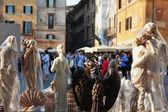 Rom-stadtansicht — Stockfoto