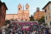 意大利-罗马的旅行照片 — 图库照片