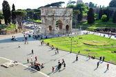Fotos de viajes de Italia - Roma — Foto de Stock