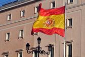Fotografie z španělsko - madrid panoráma — Stock fotografie