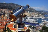 Monaco and Monte Carlo Kingdom — Stock Photo