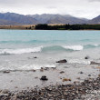 Stock Photo: Lake Tekapo, New Zealand