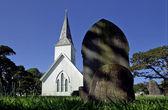 Waimati North Church, NZ — Stock Photo
