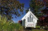 St James Church, Kerikeri, New Zealand — Stock fotografie