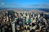 Foto di viaggio di new york - manhattan — Foto Stock