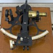 Sextant - SeNavigation Instrument — Stock Photo #11496490