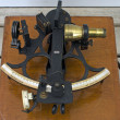 Sextant - Sea Navigation Instrument — Stock Photo