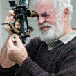 Sextant - SeNavigation Instrument — Stock Photo #11589205
