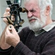Sextant - SeNavigation Instrument — Stock Photo #11600312