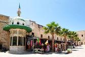Travel Photos of Israel - Acer Akko — Stock Photo