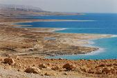 The Dead Sea -Israel — Stock Photo