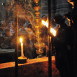 Travel Photos of Jerusalem  Israel - Church of the Holy Sepulchr - Zdjęcie stockowe