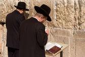 Travel Photos of Israel - Jerusalem Western Wall — Stock Photo