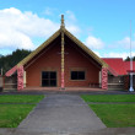 Maori Marae — Stock Photo #12139604