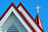 Anglican Church — Stock Photo