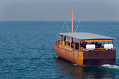 Travel Photos of Israel - Sea of Galilee — Stock Photo