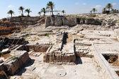 Travel Photos of Israel - Tel Megiddo — Stock Photo