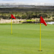 Golf course - Foto Stock