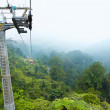 Gondola in Genting Malaysia — Stock Photo
