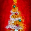 Christmas tree shape — Stock Photo #10761101