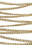 Golden chain — Stock Photo