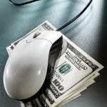 Online money concept — Stock Photo #10829665