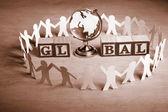 Global — Stockfoto