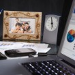 Stock Photo: Office desk