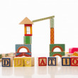 Stock Photo: Education for pre school concept