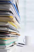 Paperwork — Stock Photo