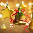 Christmas ornaments - Foto Stock