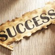 Key to success concept — Stock Photo #11051445