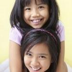 Siblings — Stock Photo