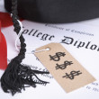 Expensive education - Stock Photo