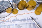 Good growth invetsment — Stock Photo