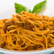 Spaghetti — Stock Photo #11080450