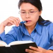 Serious studying — Stock Photo #11080502