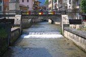 Acqua chiusa — Foto Stock
