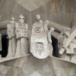 Sagrada Familia: Sculptures — 图库照片