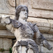 Joan of Arc statue — Stock Photo